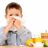 Дети и простудные заболевания