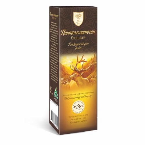 Бальзам безалкогольный «Пантогематоген», 200 мл, пэт.бут