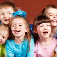 Из чего же, из чего же сделаны наши детишки?